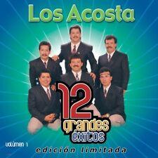Los Acosta - 12 Grandes Exitos 1 [New CD] Ltd Ed, Manufactured On Demand