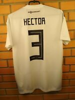 Hector Germany Jersey 2018 2019 Home MEDIUM Shirt BR7843 Football Adidas Trikot