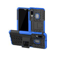 Samsung Galaxy A20e Hülle Handy Tasche Case Cover Panzer Schutzhülle Handyhülle