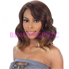 Freetress Equal Softy Full Invisible L Part Hair Wig Synthetic Wavy Short Style