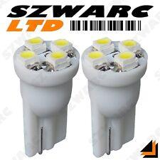 2x 501 T10 W5W 194 Auto 4 LED SMD Superweiß Xenon keilförmige Standlichtbirnen