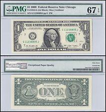 United States of America (USA) $1 Dollar, 2009, P-UNL, PMG 67 EPQ