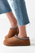 Women's Shoes UGG 5955 Classic Tasman Braid Slippers Chestnut  5 6 7 8 9 10