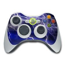 Xbox 360 Controller Skin - Apocalypse Blue - Vinyl Decal DecalGirl Sticker