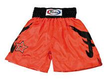 Short de boxe Thaï Fairtex taille L muay thai boxing trunk (TWINS, Top King)