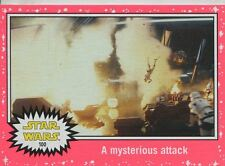Star Wars JTTFA Neon Parallel Base Card #100 A mysterious attack