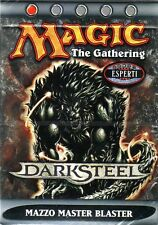 MTG MAGIC DarkSteel Mazzo Master Blaster ITALIANO NEW MINT