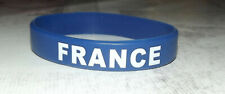 bracelet silicone france ! supporter football !