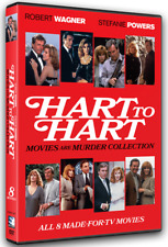 Hart to Hart: Movies Are Murder Collection 8 Movie Box Set | New | Sealed | DVD