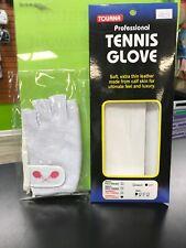 Womens Tennis Glove Left Small Half Finger