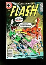 Flash 276 (6.0) Iris Allan Dies Justice League Dc (b047)