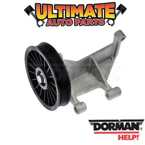 AC Air Conditioning Bypass Pulley (4.0L Engine) for 00-06 Jeep Wrangler TJ