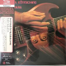 Black Outs  by Manuel Göttsching (SHM-CD. jp. mini LP),2012, Belle Antique