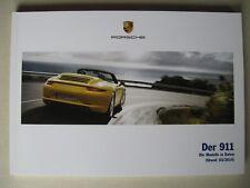 Preisliste Porsche 911 Carrera 4 3.4 S 4S 3.8 Coupe Cabriolet 991 MJ 2014 2015