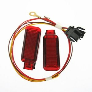 Car Internal Door Warning Light Cable Harness Connector Adapter for Audi TT A3