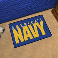 """U.S. Navy Durable Starter Mat - 19"""" X 30"""""""