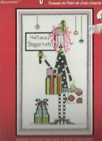 Janlynn Counted Cross Stitch Kit Dolly Mamas Christmas U Pick Santa Ho! Shop