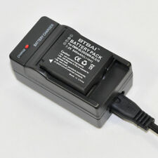 Charger + Battery For Panasonic DMW-BLG10E DMW-BLE9E Lumix TZ90 DMC-GX7 GF3 GF6