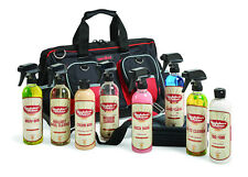 Golden Shine Car Care Products Deluxe Tote Bag 14 Item Auto Detailing Kit GS-DTK