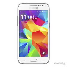 """Vodafone Samsung Galaxy Core Prime SM-G360g 4G White 4.5"""" Screen 5MP Camera"""