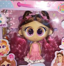 Distroller NEW Muñeca Doll Mis Pastelitos Chamoy & Amiguis Pink Hair