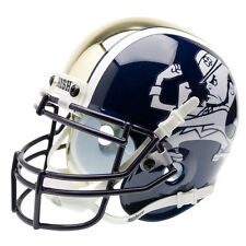 Notre Dame Fighting Irish Special Navy & Gold NCAA Schutt Authentic Mini Helmet