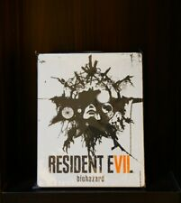 Ps4 Resident Evil 7 Collector Steelbook Only