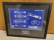 Star Wars, Master Replicas, Lightsaber Blueprints, Obi-Wan Kenobi AOTC