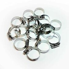 ALL SIZE Adjustable Hose Clamps Worm Gear Stainless Steel, LIFE TIME WARRANTY
