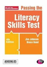 Passing the Literacy Skills Test by Bruce Bond, Jim Johnson (Paperback, 2015)