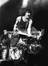 "Flying Eddie Van Halen 8""x10"" Bw Photo"