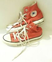 Converse All Star Hi Tops Unisex High Tops Chuck Taylor Trainers Size 3