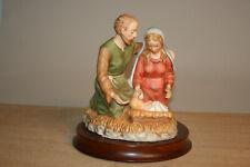 Goebel Heilige Familie mit Spieluhr