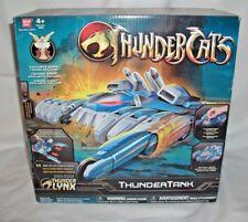 2011 Thundercats THUNDERTANK w/ Exclusive Snarf Figure Bandai NEW