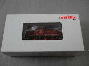 Märklin 37615 Locomotora Diésel Rojo H0 (K16)