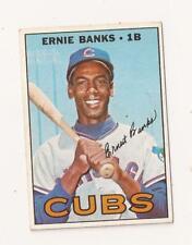 Ernie Banks-  1967 Topps-  #215