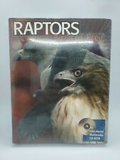 Raptors : Bird of Prey Educational Cd Rom Wildlife Multimedia Pc Science Nib