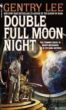 Double Full Moon Night by Gentry Lee   Paperback  