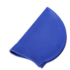 Cuffia da bagno silicone impermeabile unisex Uomini Donne adulti piscina  HK