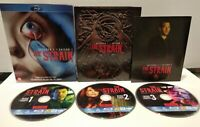 The STRAIN Saison 1 - Coffret 3 Blu Ray - Zone B - Complet - Comme neuf