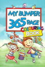 MY BUMPER 365 PAGE COLOURING - New Book UNKNOWN