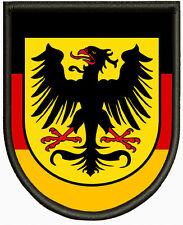Wappen von Arnstadt, Pin, Aufbügler