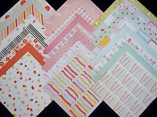 12X12 Scrapbook Paper Cardstock American Crafts Dear Lizzy Fine Dandy Party 24