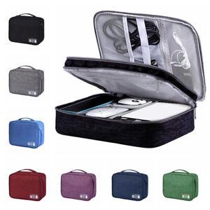 Digital Gadget Case Veranstalter USB Datenkabel Ohrhörer Beutel zum Speichern