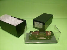 NEO ROLLS ROYCE SILVER GHOST DOCTOR COUPE DANSK - DARK RED 1:43 - RARE - MIB