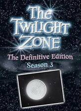 THE TWILIGHT ZONE - SEASON 3 NEW DVD