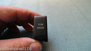 NISSAN TITAN ARMADA QX56 OEM TOW MODE SWITCH 04 05 06 07 08 09 10 11 12 13
