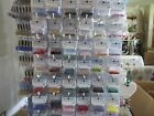 Mill Hill Glass Bugle Beads 11/0 Small/Med/Large - 70020 thru 92055