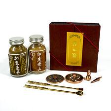 The Way of Incense - Tool Set kit + agarwood / sandalwood powder - Incense House