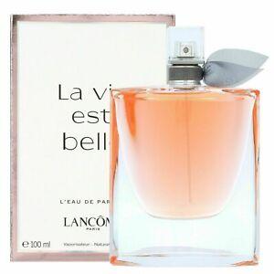 La Vie Est Belle Eau de Parfum Perfume Spray for WOMENS 3.4 oz 100ml NEW IN BOX